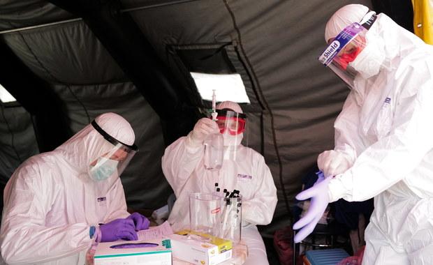 Rośnie liczba zakażonych koronawirusem górników. Na Śląsku choruje już 8,5 tys. osób
