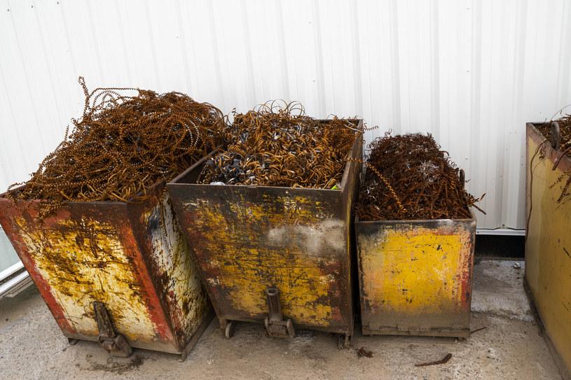 Rośnie recykling miedzi w KGHM /123RF/PICSEL