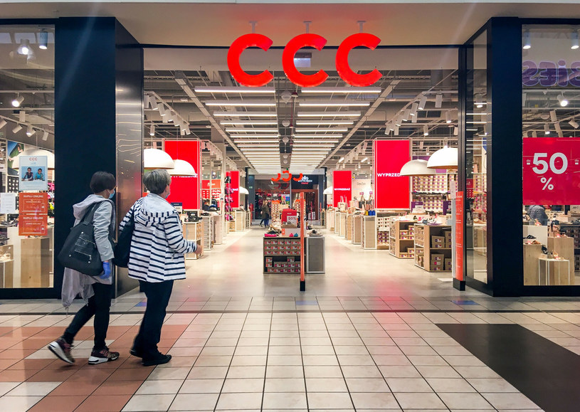 Rośnie sprzedaż CCC /Piotr Kamionka /Reporter
