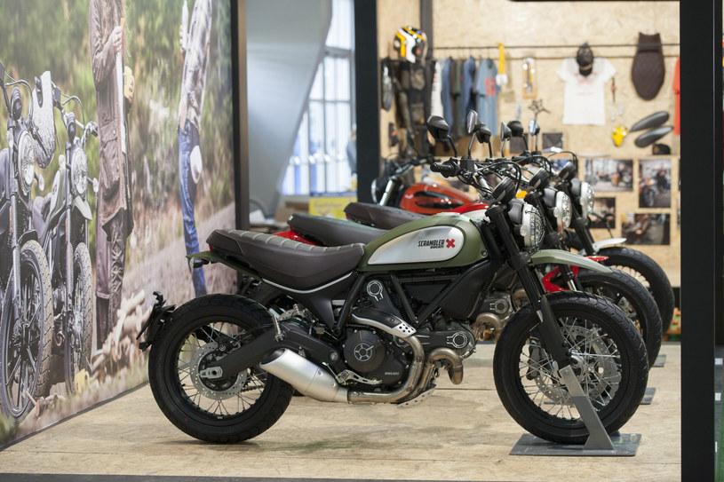 Rośnie sprzedaż motocykli /Adam Wysocki /East News