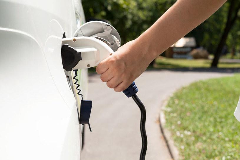 Rośnie zainteresowanie firm pojazdami elektrycznymi /123RF/PICSEL