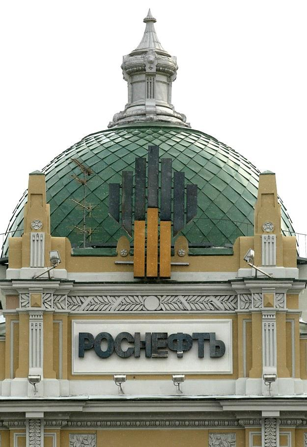 Rosnieft, siedziba firmy w Moskwie /AFP