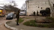 """Rosyjscy komandosi """"pilnują"""" bazy ukraińskiej marynarki wojennej?"""