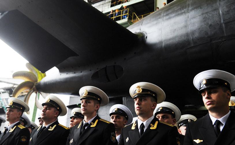 Rosyjscy marynarze, zdj. ilustracyjne /AFP