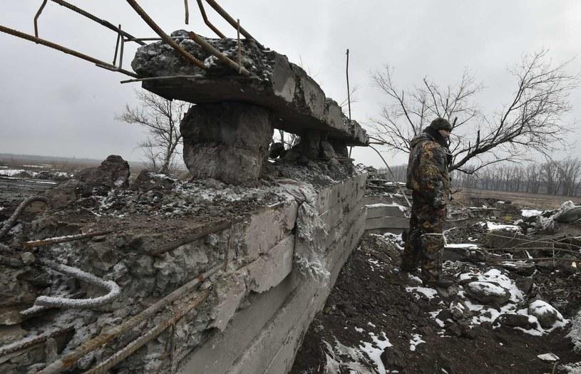 Rosyjscy ochotnicy chcą walczyć w Syrii /AFP