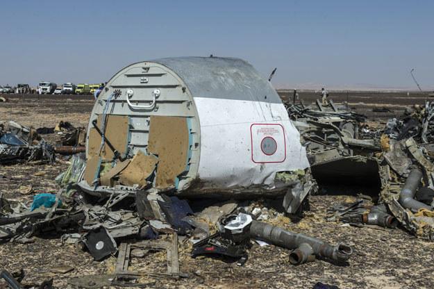 Rosyjscy specjaliści wciąż nie mają jasności co do przyczyn katastrofy /AFP