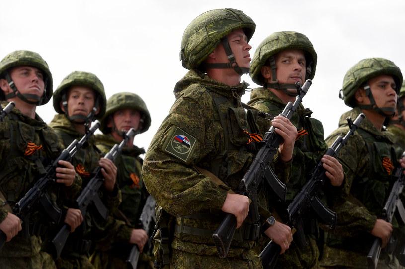 Rosyjscy żołnierze w Hmejmim /AFP