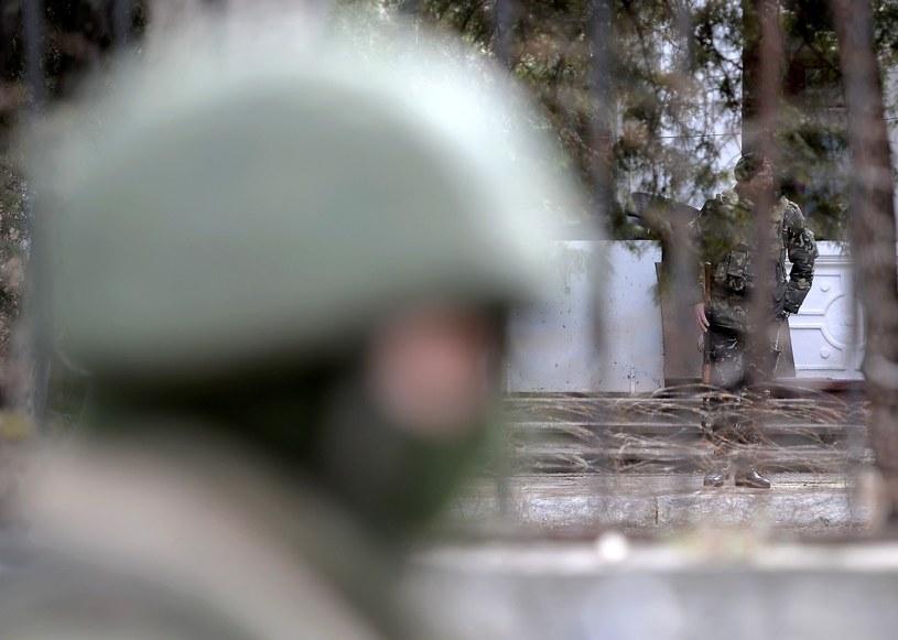 Rosyjscy żołnierze /AFP