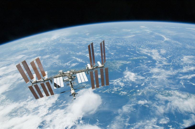 Rosyjska agencja kosmiczna Roskosmos proponuje zbudować luksusowy hotel na Międzynarodowej Stacji Kosmicznej /NASA
