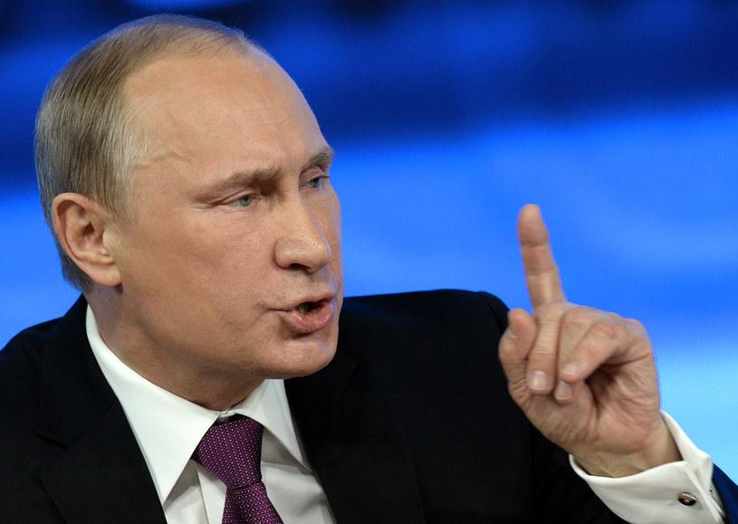 """Rosyjska """"fabryka trolli""""  zajmuje się propagowaniem w internecie putinowskiej wizji Rosji i świata /AFP"""