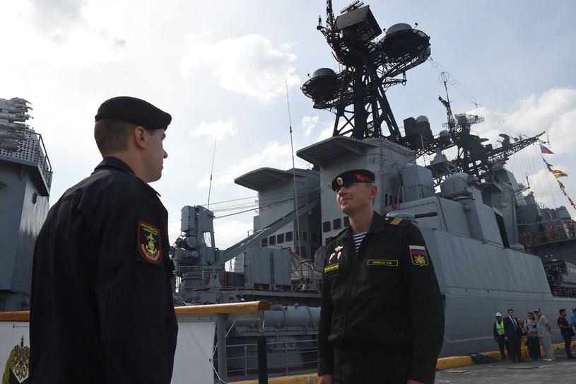 Rosyjska marynarka /AFP