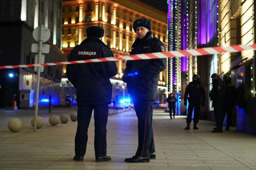 Rosyjska policja (arch.) / zdjęcie ilustracyjne /AFP