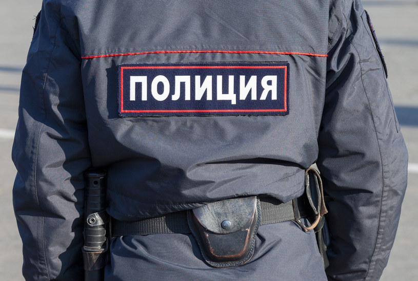 Rosyjska policja /123RF/PICSEL