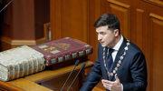 Rosyjska prasa o pierwszym przemówieniu Zełenskiego: Zaskakujące