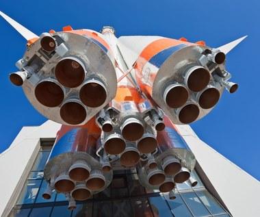 Rosyjska rakieta rozbiła się w Kazachstanie