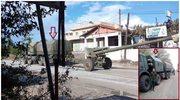 Rosyjska tajna operacja lądowa w Syrii? Wyciekły zdjęcia