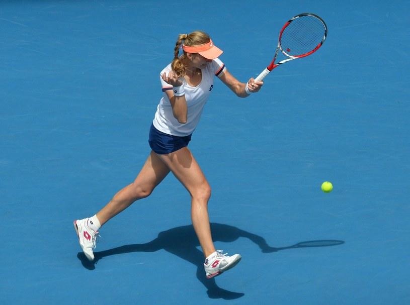 Rosyjska tenisistka, Jekaterina Makarowa /AFP