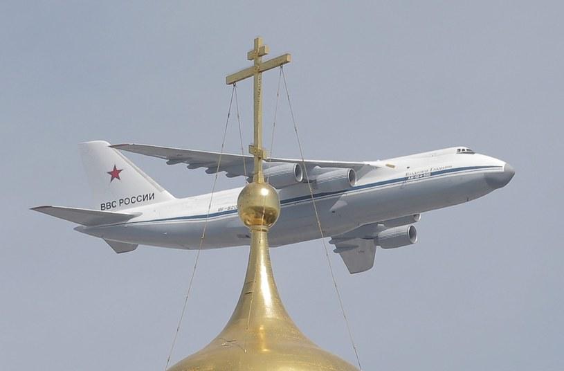 Rosyjski AN- 124 /PAP/EPA