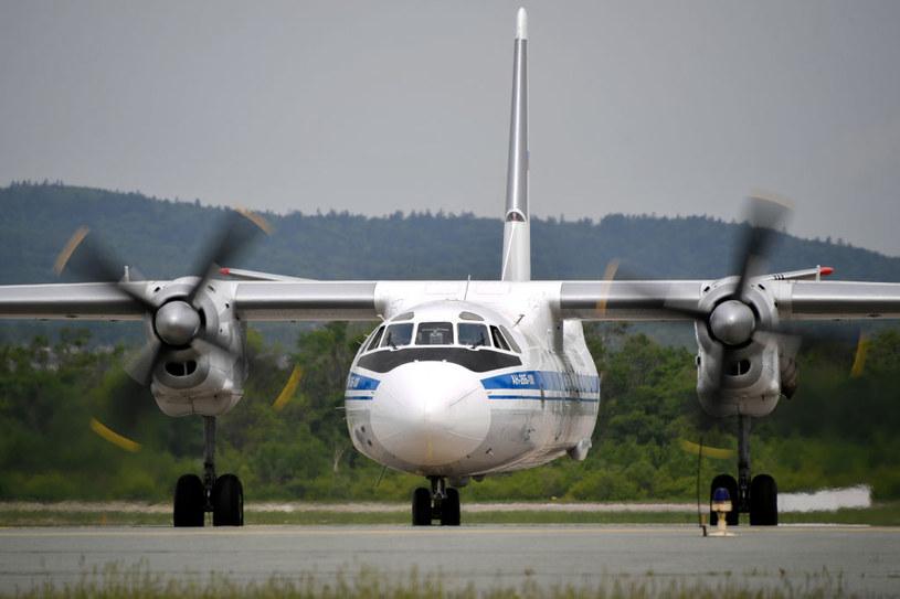 Rosyjski An-26; zdj. ilustracyjne /Yuri Smityuk/TASS /Getty Images