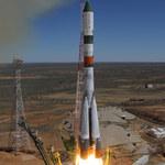 Rosyjski bezzałogowy statek kosmiczny spada na Ziemię