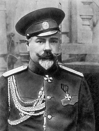 Rosyjski generał Anton Denikin /Wikimedia