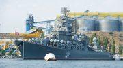 Rosyjski krążownik wpłynął na Morze Śródziemne