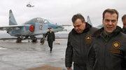 Rosyjski lotniskowiec Admirał Kuzniecow już u wybrzeży Syrii