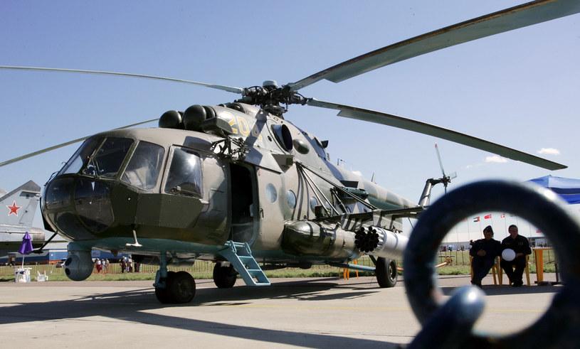Rosyjski Mi-8, zdj. ilustracyjne /AFP