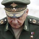 Rosyjski minister obrony: Wzmocniliśmy siły w Południowym Okręgu Wojskowym