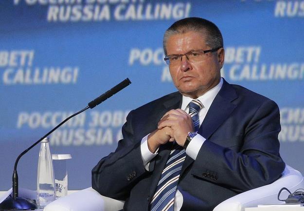 Rosyjski minister rozwoju gospodarczego Aleksiej Uljukajew /EPA