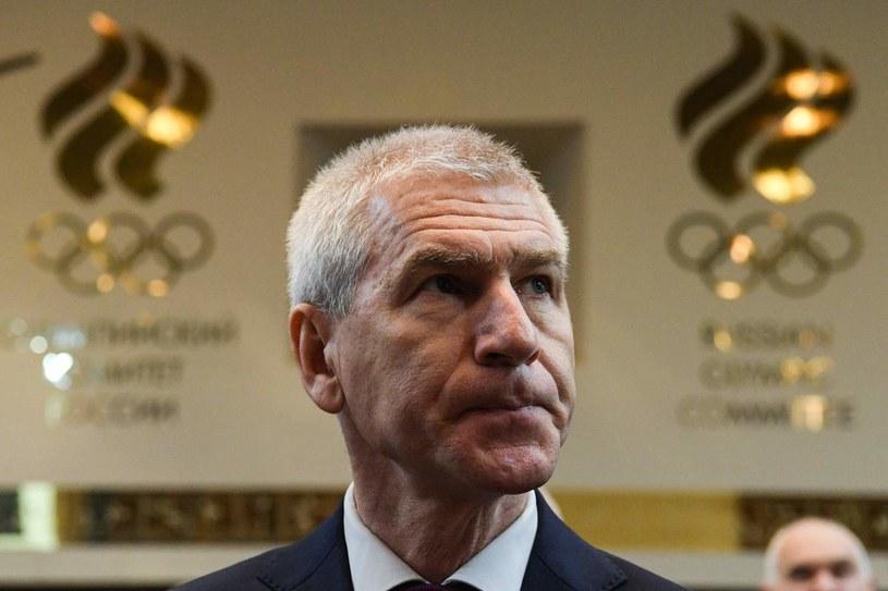 Rosyjski minister sportu Oleg Matytsin /AFP