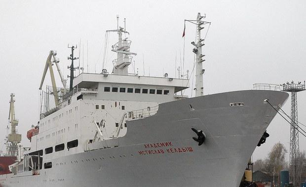 """Rosyjski okręt, który """"zagrał"""" w """"Titanicu"""""""