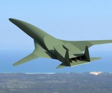 Rosyjski, ponaddźwiękowy i niewykrywalny... samolot biznesowy