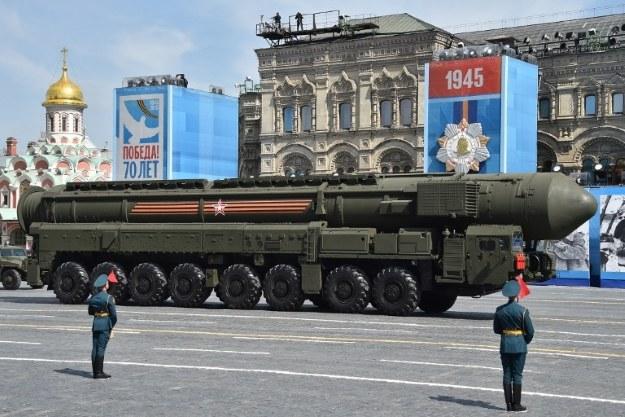 Rosyjski RS-24 /AFP