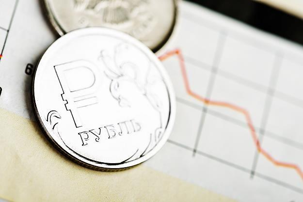 Rosyjski rubel znowu słabnie... /©123RF/PICSEL