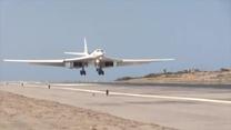 Rosyjskie bombowce zdolne przenosić ładunki atomowe na ćwiczeniach wojskowych w Wenezueli