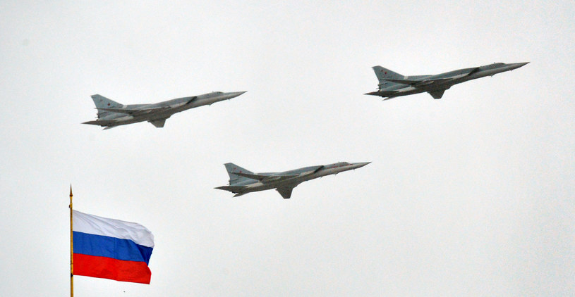 Rosyjskie bombowce /AFP