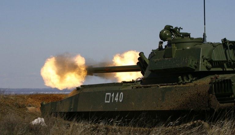 Rosyjskie ćwiczenia wojskowe /AFP