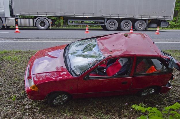 Rosyjskie drogi są bardziej niebezpieczne niż polskie / Fot: Łukasz Korzeniowski /East News