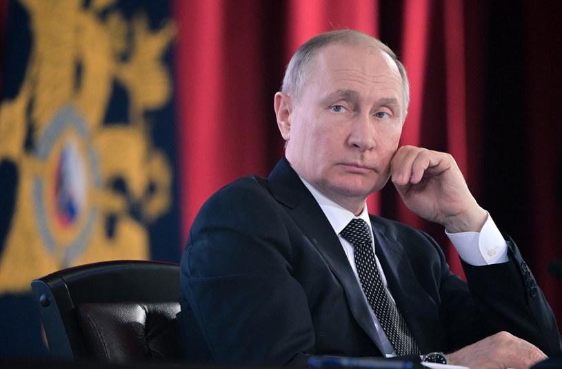 Rosyjskie elity mają problem z zalegalizowaniem swoich pieniędzy /Sergey Guneev/Sputnik /East News