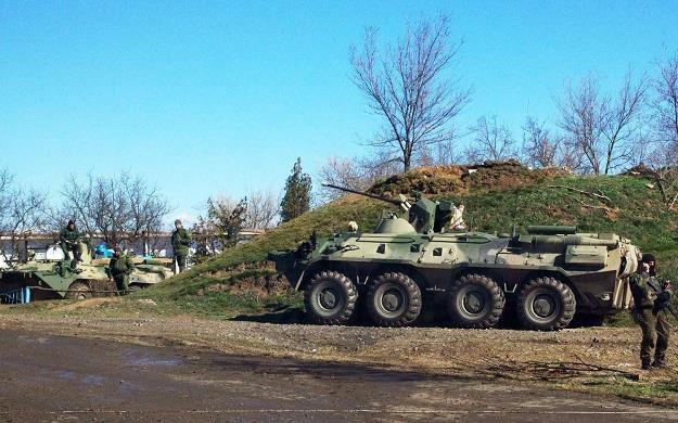 Rosyjskie manewry wojskowe to tak naprawdę chęć podniesienia cen ropy... /AFP