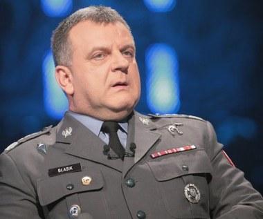 """Rosyjskie media: Gen. Błasik """"skandalistą"""""""