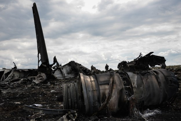 Rosyjskie media: W katastrofie na Ukrainie zginęli polscy najemnicy