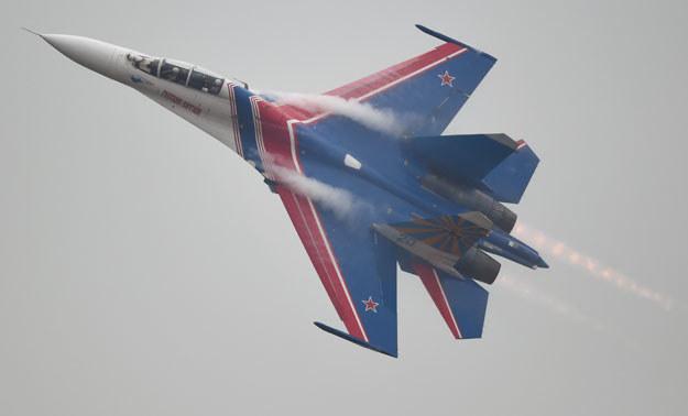 Rosyjskie samoloty naruszyły przestrzeń powietrzną Turcji (zdjęcie ilustracyjne) /JOHANNES EISELE / /AFP