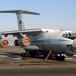 Rosyjskie samoloty transportowe w bombowej roli