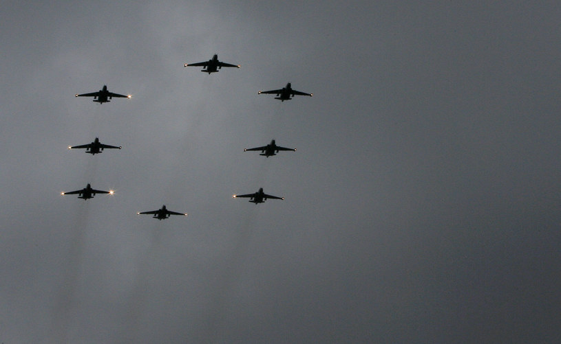 Rosyjskie siły powietrzne/ zdj. ilustracyjne /AFP