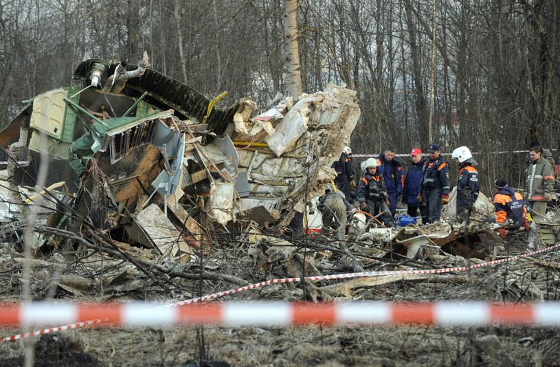 Rosyjskie śledztwo ws. katastrofy tupolewa przedłużone /AFP