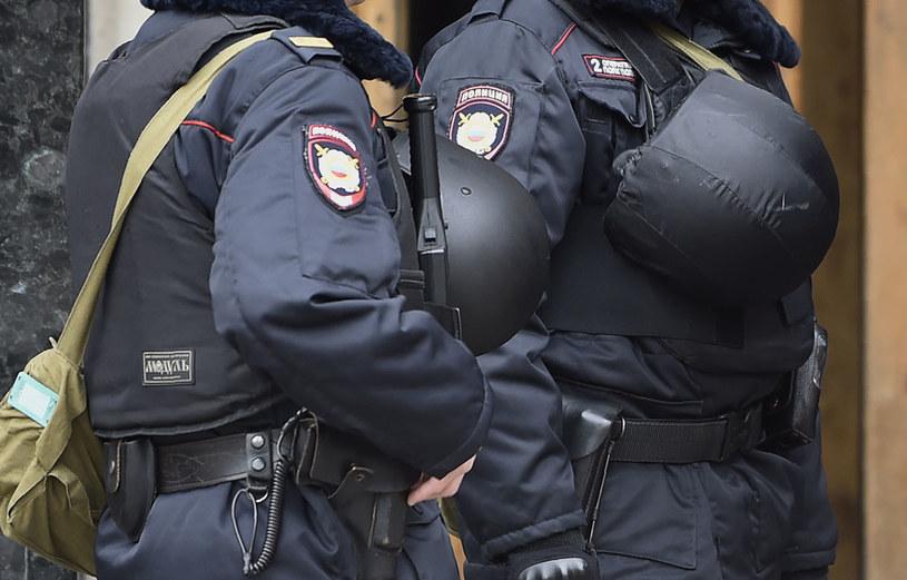 Rosyjskie służby zabiły dwóch mężczyzn podejrzanych o przygotowywanie zamachu /Natalia Kolesnikova /AFP