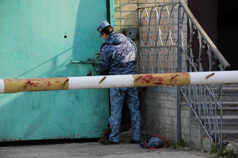 Rosyjskie więzienie/Zdj. ilustracyjne /Filipp Kochetkov/TASS /Getty Images