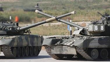 """Rosyjskie wojska przy granicy. """"Żołnierze gotowi do walki"""""""
